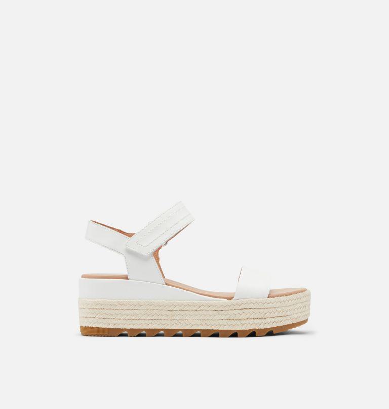 CAMERON™ FLATFORM SANDAL | 125 | 9.5 Womens Cameron™ Flatform Wedge Sandal, Sea Salt, front