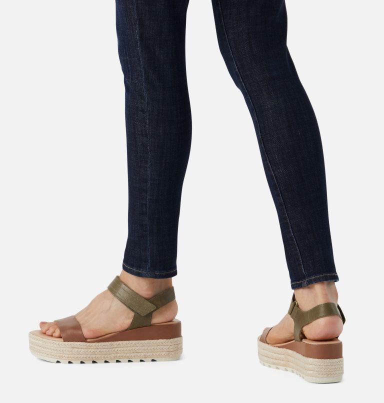 CAMERON™ FLATFORM SANDAL | 242 | 8 Womens Cameron™ Flatform Wedge Sandal, Velvet Tan, a9