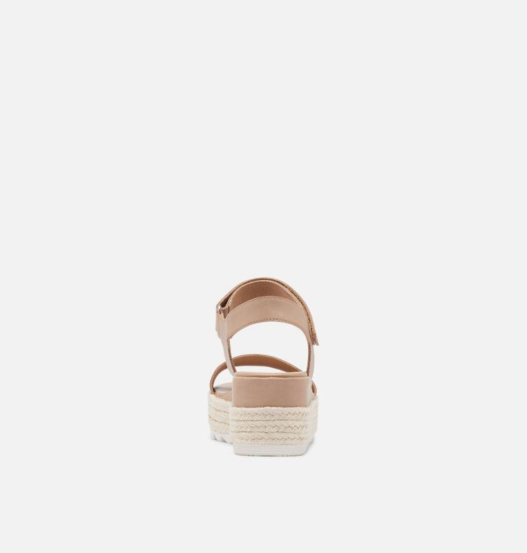 CAMERON™ FLATFORM SANDAL | 246 | 6 Womens Cameron™ Flatform Wedge Sandal, Honest Beige, back