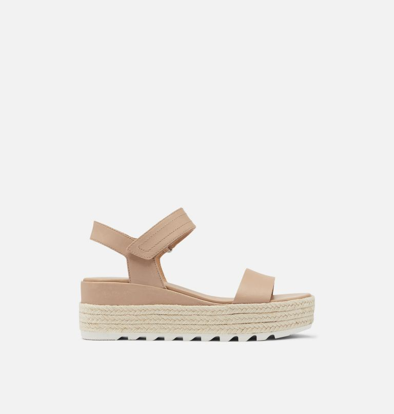 CAMERON™ FLATFORM SANDAL | 246 | 6 Womens Cameron™ Flatform Wedge Sandal, Honest Beige, front