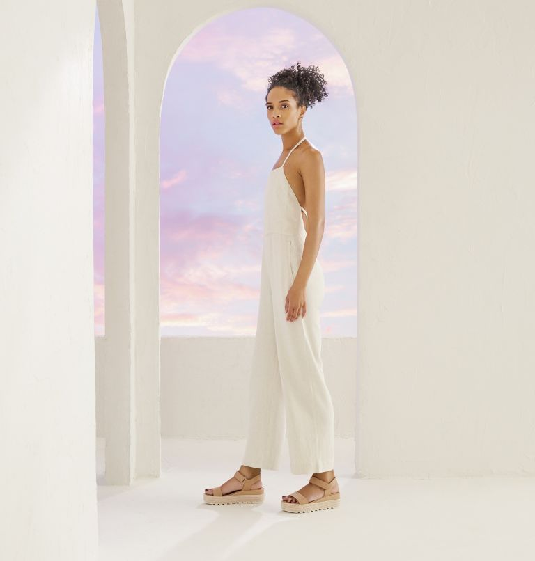 CAMERON™ FLATFORM SANDAL | 246 | 8 Womens Cameron™ Flatform Wedge Sandal, Honest Beige
