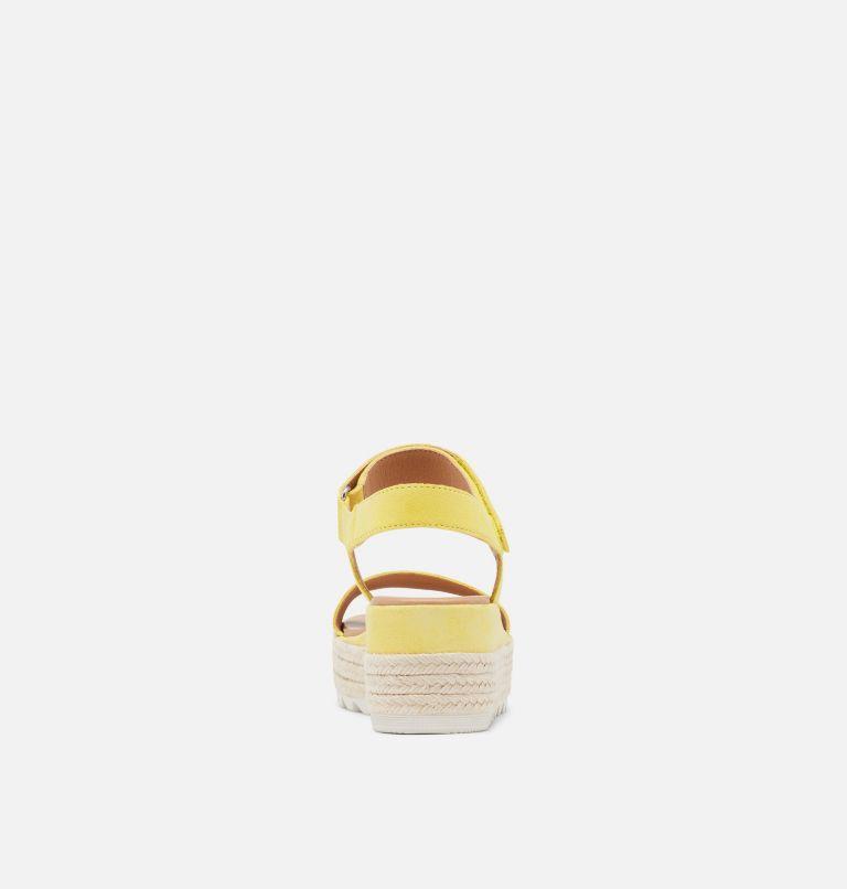 CAMERON™ FLATFORM SANDAL   757   8 Womens Cameron™ Flatform Wedge Sandal, Sunnyside, back