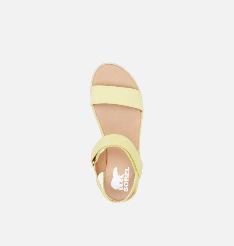 CAMERON™ FLATFORM SANDAL   757   8 Womens Cameron™ Flatform Wedge Sandal, Sunnyside, top