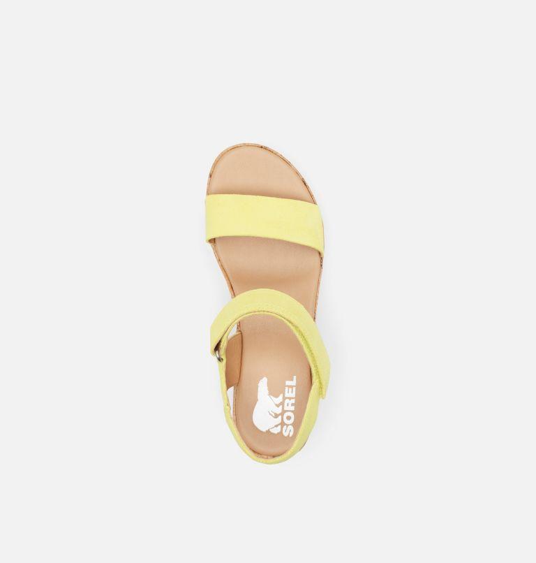 CAMERON™ WEDGE SANDAL | 757 | 6 Womens Cameron™ Wedge Sandal, Sunnyside, top