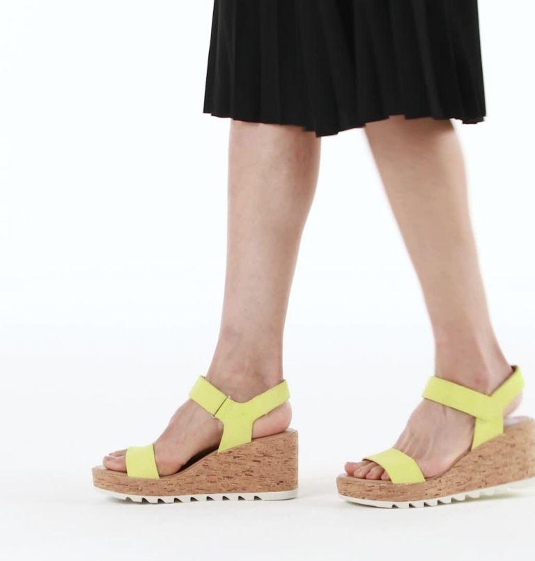 CAMERON™ WEDGE SANDAL | 757 | 6 Womens Cameron™ Wedge Sandal, Sunnyside, video