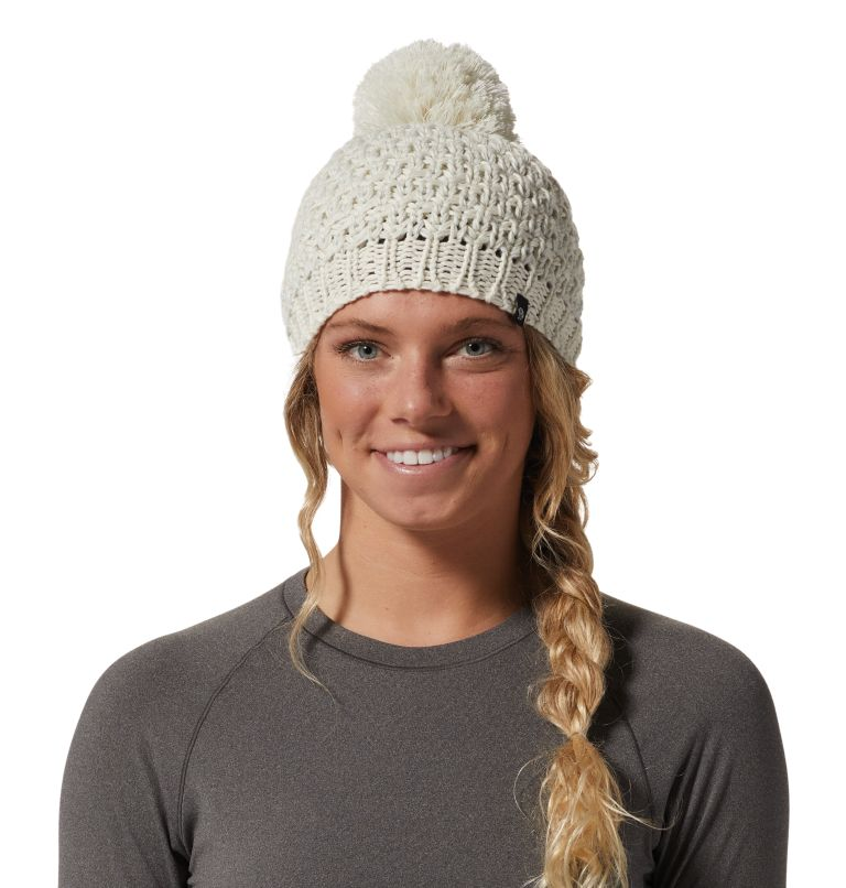 Snow Capped™ Beanie | 022 | O/S Women's Snow Capped™ Beanie, Stone, front