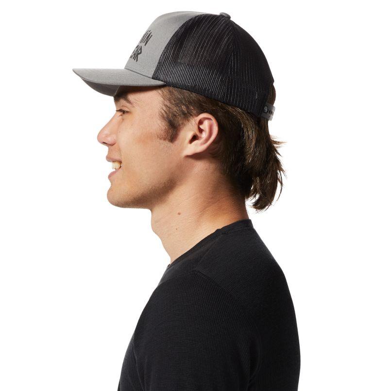 Gilman St™ Trucker Hat | 054 | O/S Gilman St™ Trucker Hat Unisex, Light Storm, a2