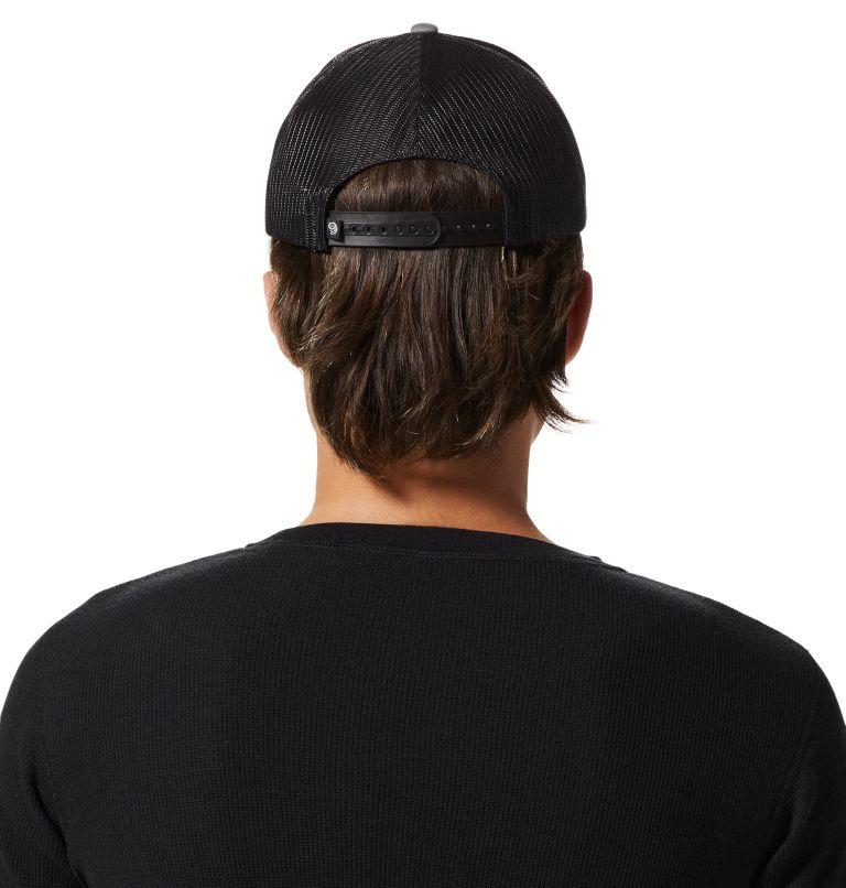 Gilman St™ Trucker Hat | 054 | O/S Gilman St™ Trucker Hat Unisex, Light Storm, back