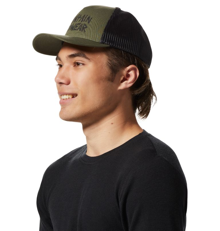 Gilman St™ Trucker Hat   397   O/S Gilman St™ Trucker Hat Unisex, Stone Green, a1