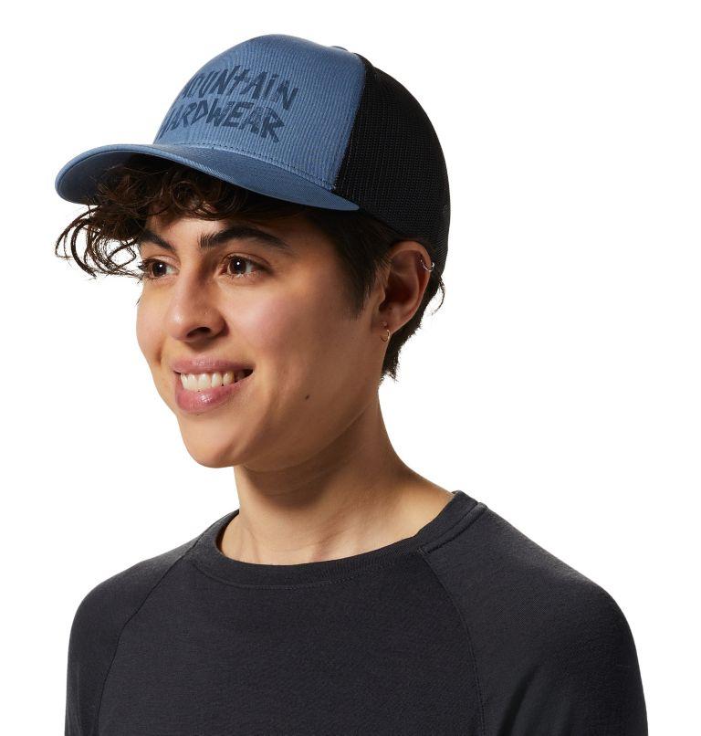 Gilman St™ Trucker Hat | 492 | O/S Gilman St™ Trucker Hat Unisex, Light Zinc, a3