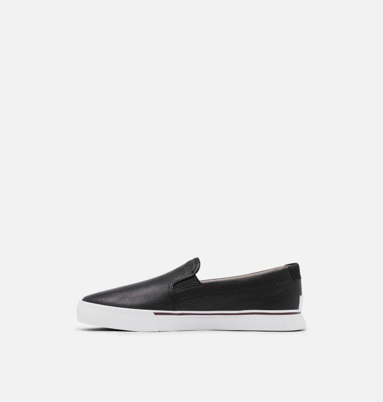 CARIBOU™ SNEAKER SLIP WP   010   8.5 Mens Caribou™ Slip-On Sneaker, Black, medial