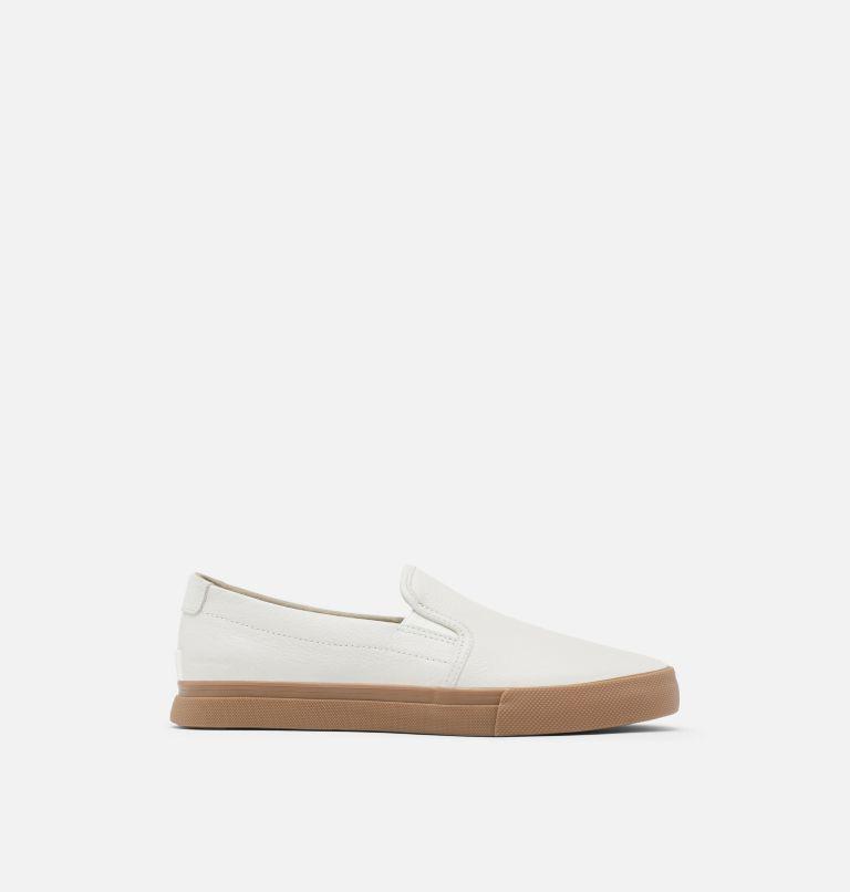 CARIBOU™ SNEAKER SLIP WP | 100 | 7.5 Mens Caribou™ Slip-On Sneaker, White, front