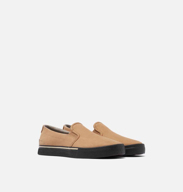 Mens Caribou™ Slip-On Sneaker WP Mens Caribou™ Slip-On Sneaker WP, 3/4 front