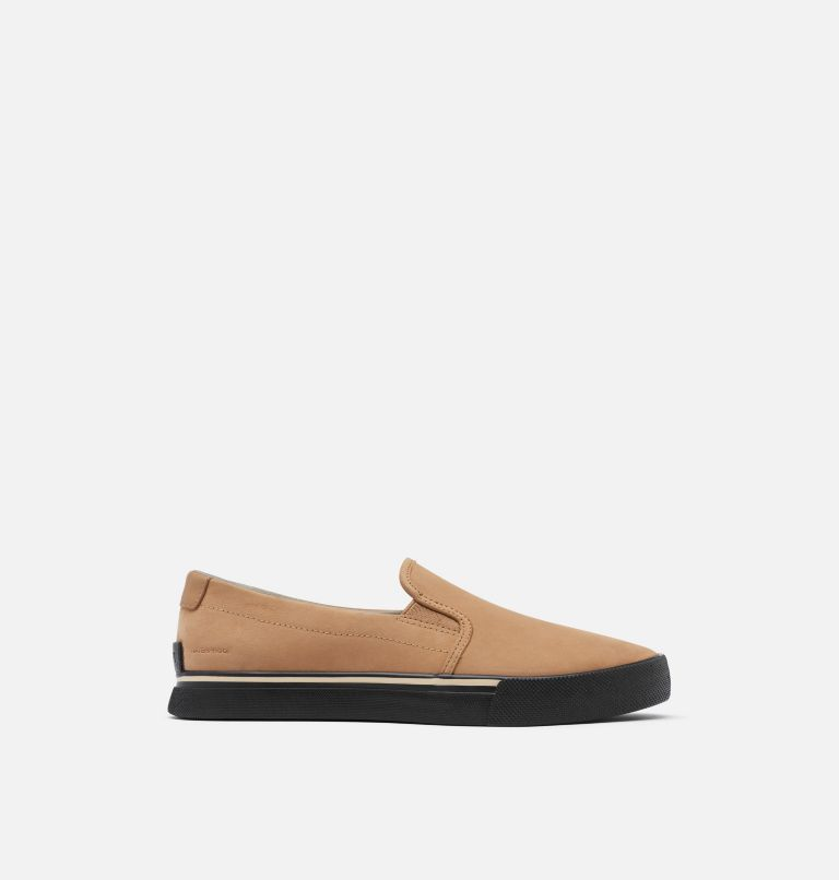CARIBOU™ SNEAKER SLIP WP | 281 | 9 Mens Caribou™ Slip-On Sneaker, Buff, front
