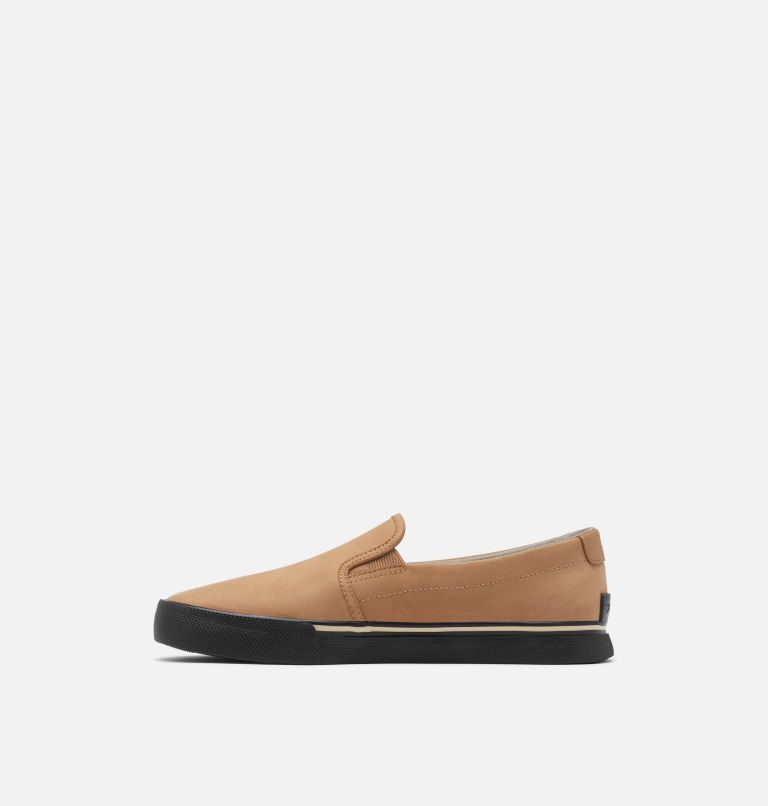 CARIBOU™ SNEAKER SLIP WP | 281 | 9 Mens Caribou™ Slip-On Sneaker, Buff, medial