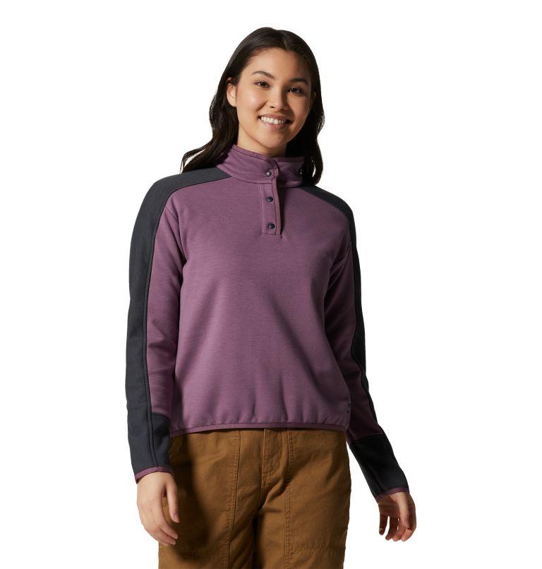 Women's Camplife™ Snap Neck Pullover Women's Camplife™ Snap Neck Pullover, front