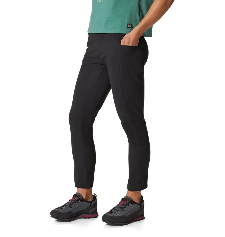 Dynama™ High Rise Pant | 010 | S Women's Dynama™ High Rise Pant, Black, a1
