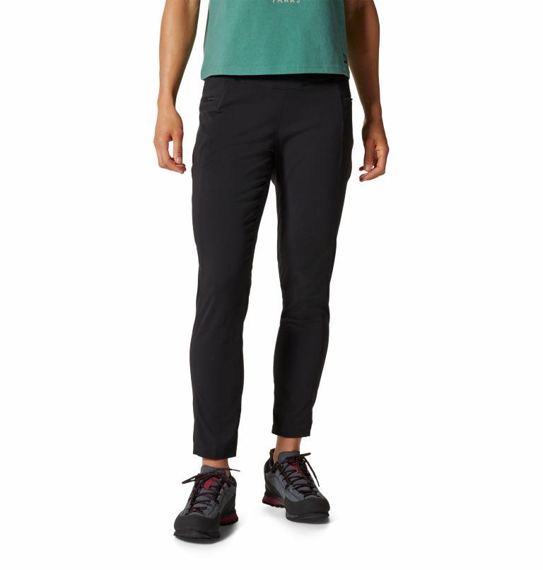 Dynama™ High Rise Pant | 010 | S Women's Dynama™ High Rise Pant, Black, front