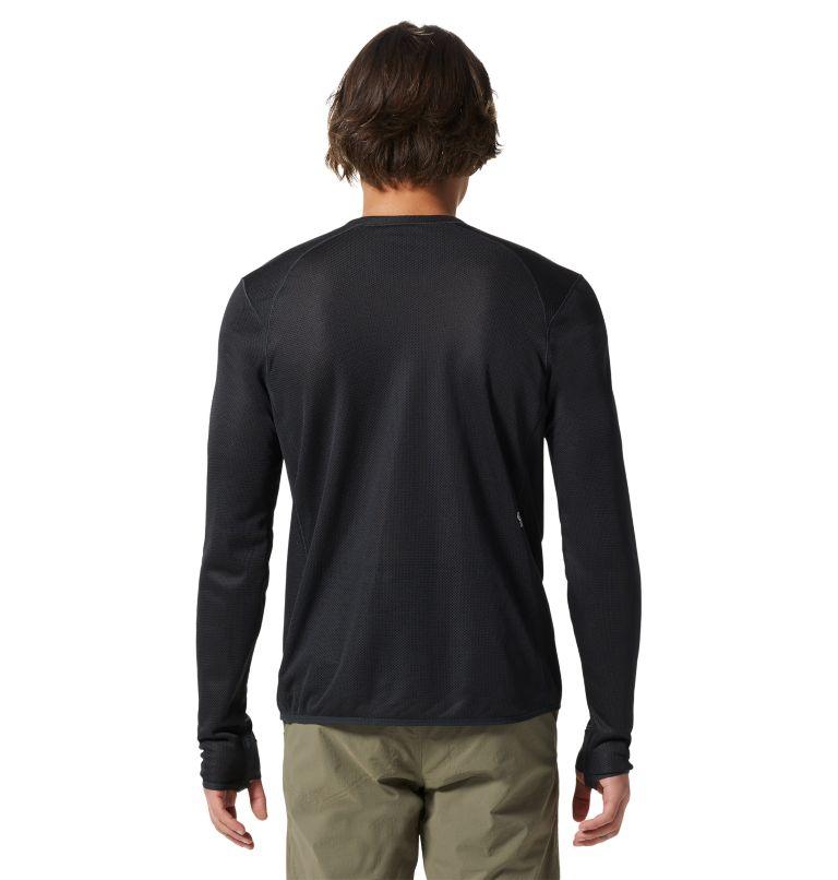 Men's AirMesh™ Long Sleeve Crew Men's AirMesh™ Long Sleeve Crew, back