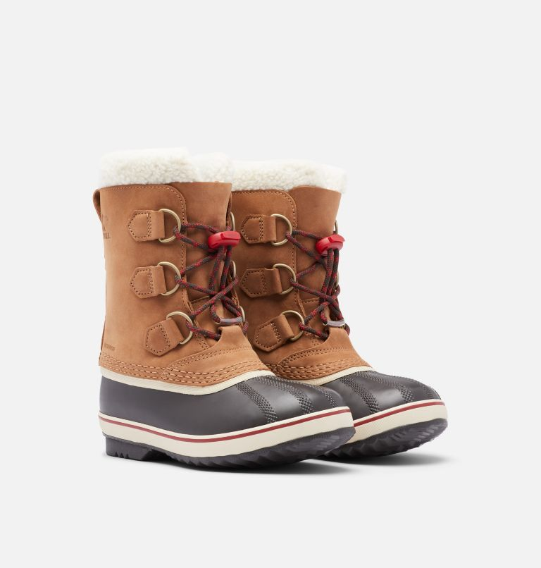 Youth Yoot Pac Caribou™ Boot Youth Yoot Pac Caribou™ Boot, 3/4 front