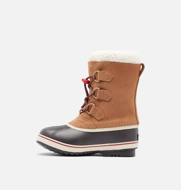 Youth Yoot Pac Caribou™ Boot Youth Yoot Pac Caribou™ Boot, medial