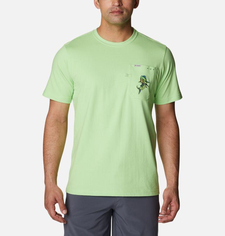 Men's PFG™ Icon Pocket T-Shirt Men's PFG™ Icon Pocket T-Shirt, front