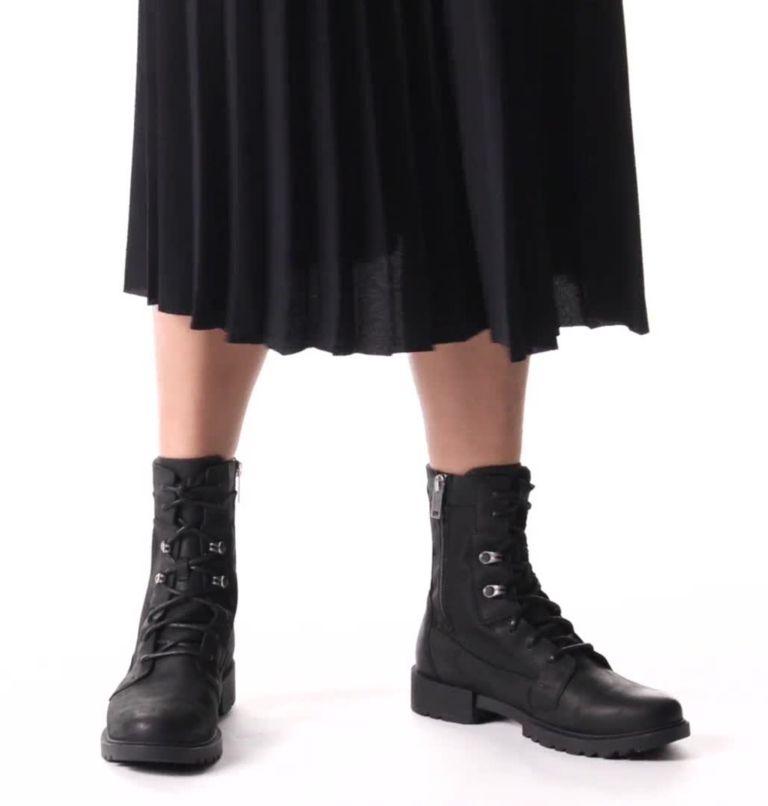 Emelie™ II Lace wasserdichte Stiefel für Frauen Emelie™ II Lace wasserdichte Stiefel für Frauen, video