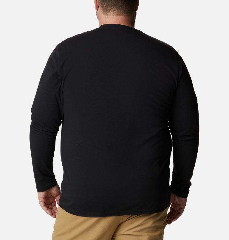 Men's Sun Trek™ Long Sleeve Shirt - Big Men's Sun Trek™ Long Sleeve Shirt - Big, back