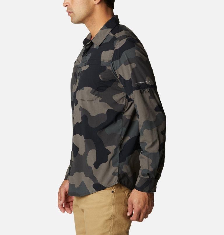 Men's Newton Ridge™ Printed Long Sleeve Shirt Men's Newton Ridge™ Printed Long Sleeve Shirt, a1