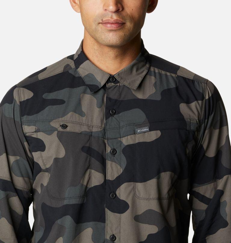 Men's Newton Ridge™ Printed Long Sleeve Shirt Men's Newton Ridge™ Printed Long Sleeve Shirt, a2