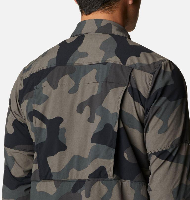 Men's Newton Ridge™ Printed Long Sleeve Shirt Men's Newton Ridge™ Printed Long Sleeve Shirt, a3
