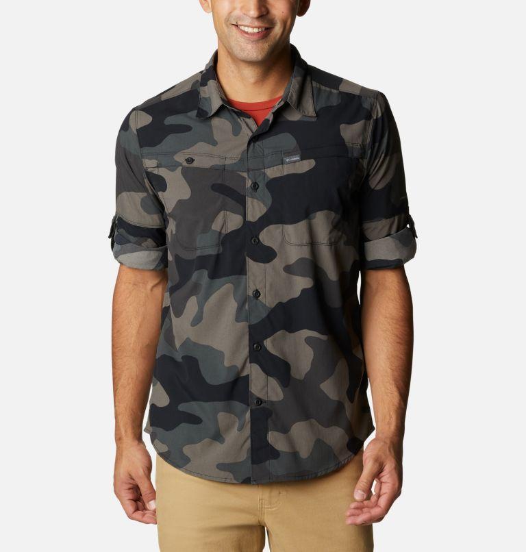 Men's Newton Ridge™ Printed Long Sleeve Shirt Men's Newton Ridge™ Printed Long Sleeve Shirt, a5