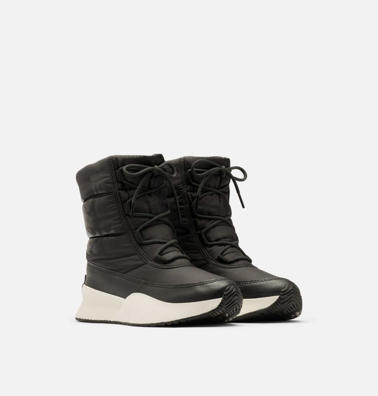 Women's Out N About™ III Puffy Lace Boot Women's Out N About™ III Puffy Lace Boot, 3/4 front