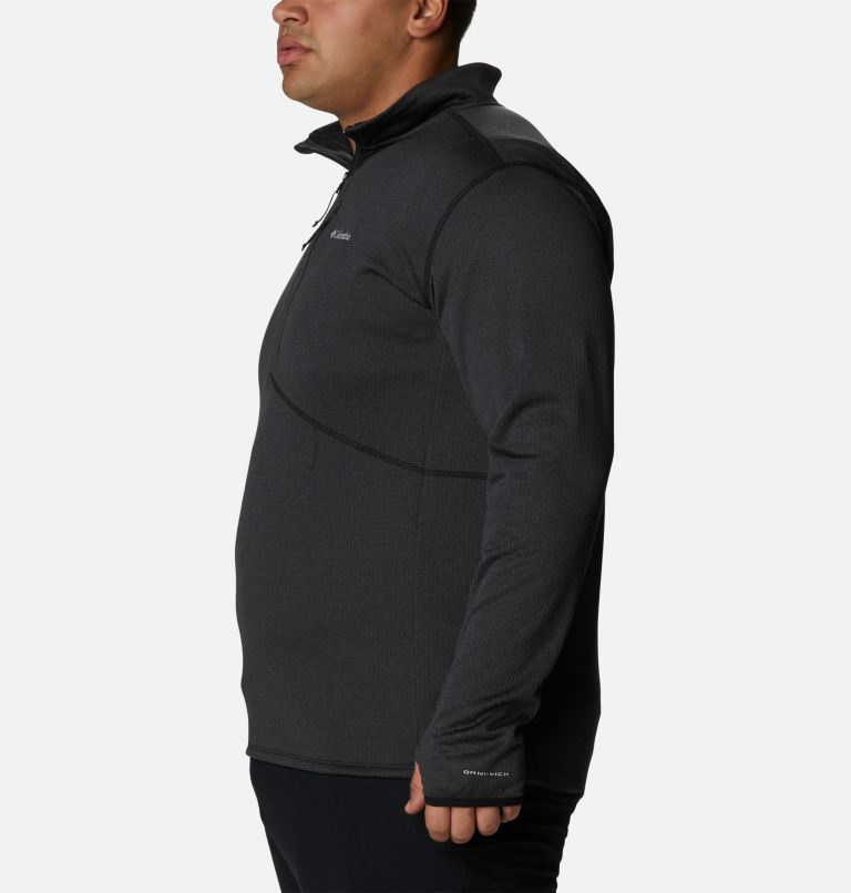 Men's Park View™ Fleece Half Zip Pullover - Big Men's Park View™ Fleece Half Zip Pullover - Big, a1