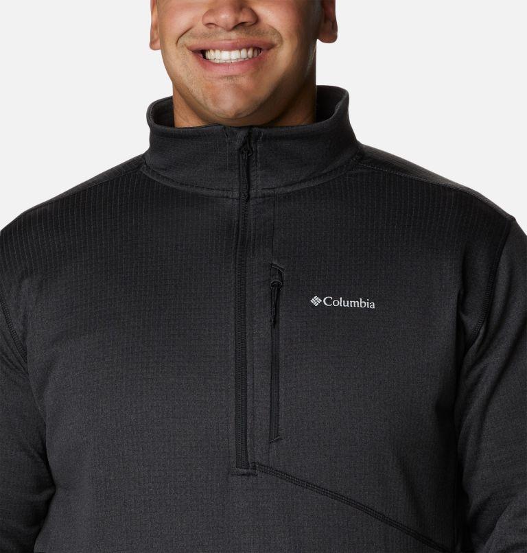 Men's Park View™ Fleece Half Zip Pullover - Big Men's Park View™ Fleece Half Zip Pullover - Big, a2