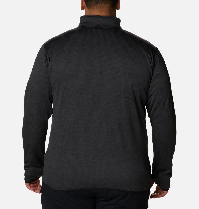 Men's Park View™ Fleece Half Zip Pullover - Big Men's Park View™ Fleece Half Zip Pullover - Big, back