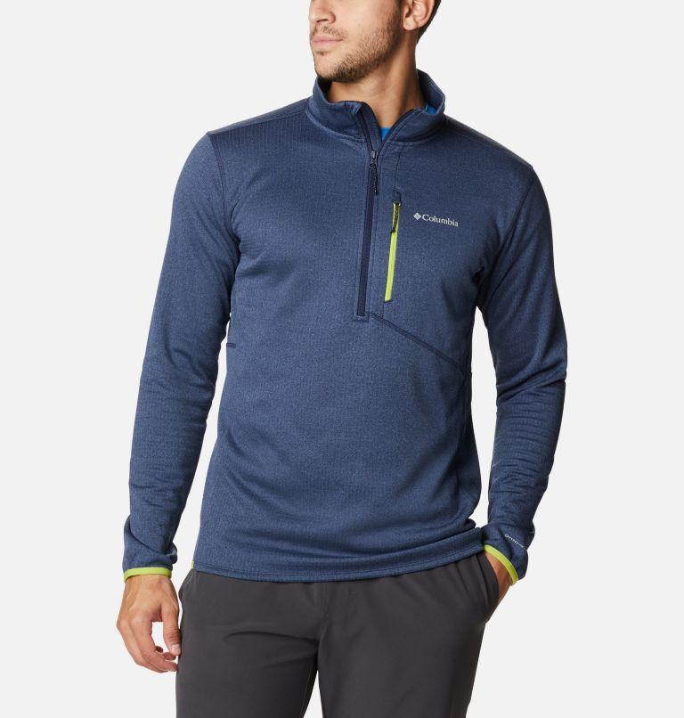 Men's Park View™ Fleece Half Zip Pullover - Tall Men's Park View™ Fleece Half Zip Pullover - Tall, front