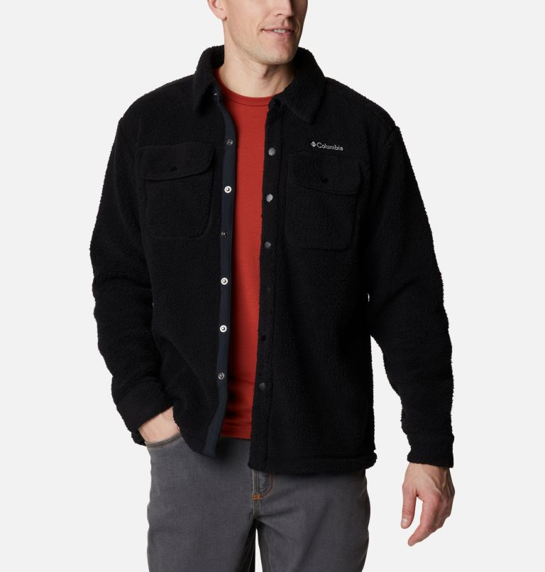 Men's Rugged Ridge™ Sherpa Shirt Jacket Men's Rugged Ridge™ Sherpa Shirt Jacket, front