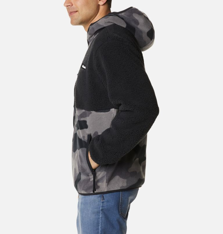 Men's Back Bowl™ Sherpa Full Zip Hoodie Men's Back Bowl™ Sherpa Full Zip Hoodie, a1
