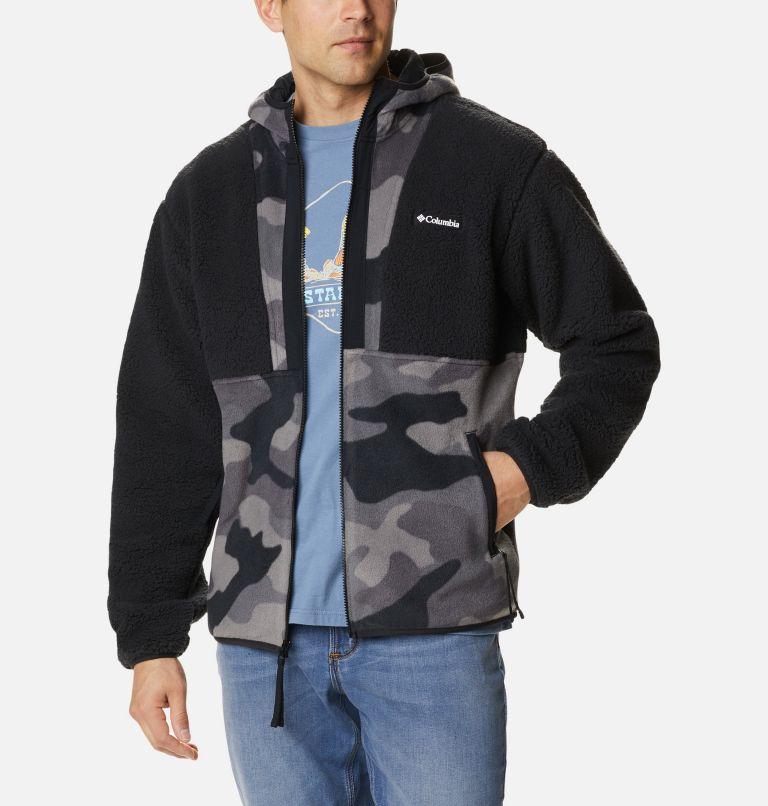 Men's Back Bowl™ Sherpa Full Zip Hoodie Men's Back Bowl™ Sherpa Full Zip Hoodie, a4