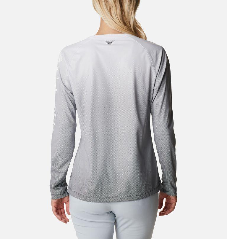 Women's PFG Tidal Deflector™ Printed Long Sleeve Shirt Women's PFG Tidal Deflector™ Printed Long Sleeve Shirt, back