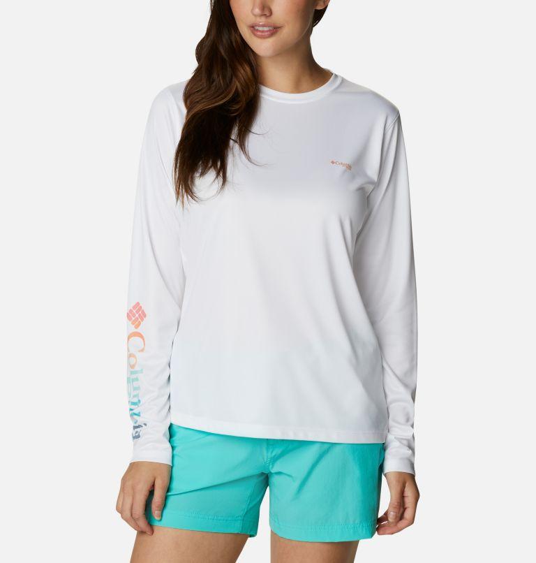 Women's PFG Tidal Tee™ Outdoor Fun Long Sleeve Shirt Women's PFG Tidal Tee™ Outdoor Fun Long Sleeve Shirt, front