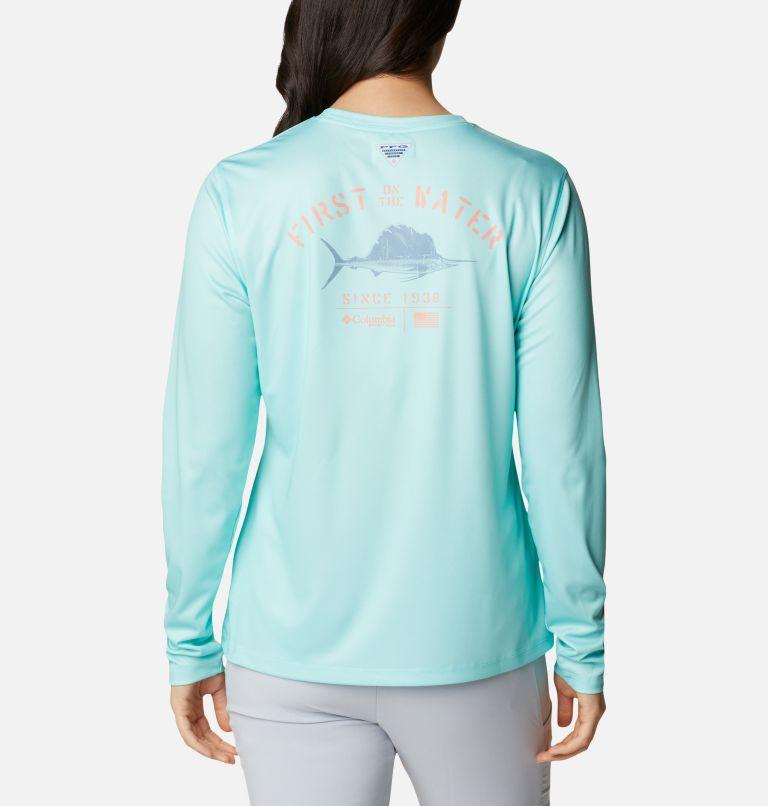 Women's PFG Tidal Tee™ Utility Long Sleeve Shirt Women's PFG Tidal Tee™ Utility Long Sleeve Shirt, back