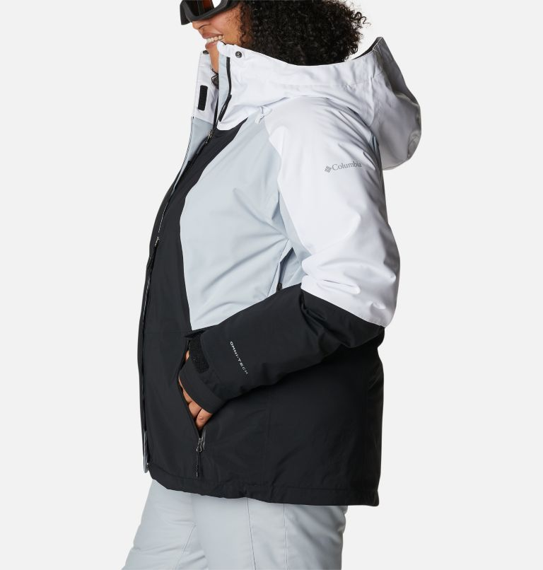 Women's Glacier View™ Insulated Jacket - Plus Size Women's Glacier View™ Insulated Jacket - Plus Size, a1