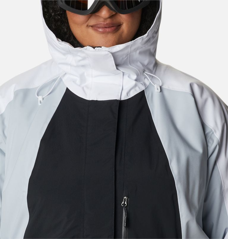 Women's Glacier View™ Insulated Jacket - Plus Size Women's Glacier View™ Insulated Jacket - Plus Size, a2