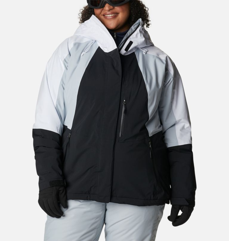 Women's Glacier View™ Insulated Jacket - Plus Size Women's Glacier View™ Insulated Jacket - Plus Size, front