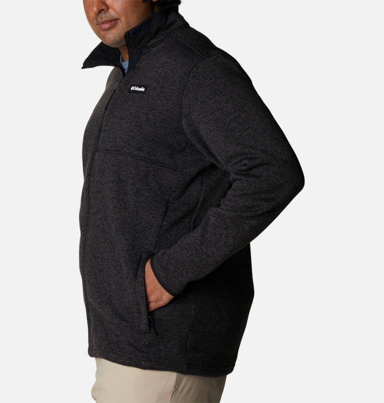 Manteau à fermeture éclair Sweater Weather™ pour homme - Tailles fortes Manteau à fermeture éclair Sweater Weather™ pour homme - Tailles fortes, a1