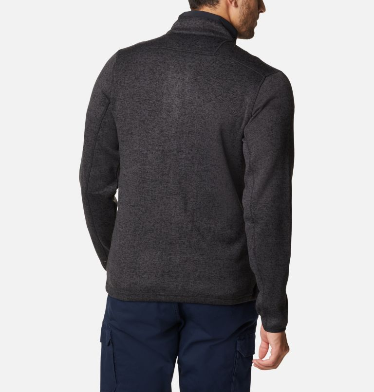Men's Sweater Weather™ Full Zip Jacket - Tall Men's Sweater Weather™ Full Zip Jacket - Tall, back