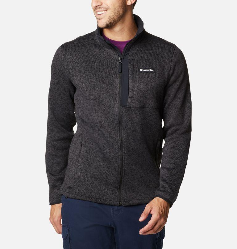 Men's Sweater Weather™ Full Zip Jacket - Tall Men's Sweater Weather™ Full Zip Jacket - Tall, front