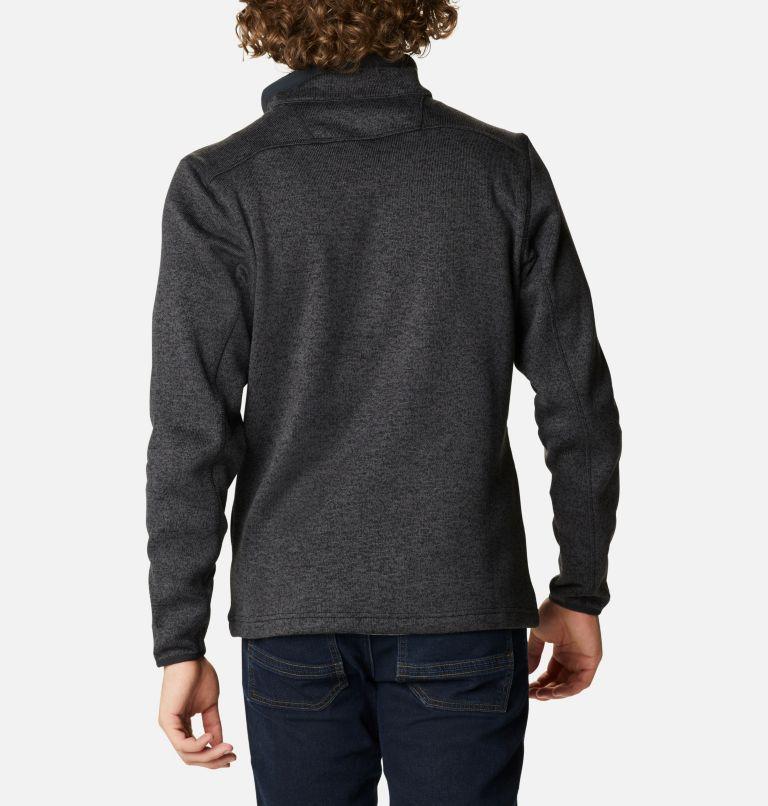 Men's Sweater Weather™ Half Zip Pullover Men's Sweater Weather™ Half Zip Pullover, back